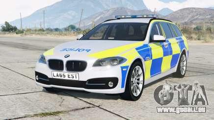 BMW 530d Touring (F11) 2013 〡British Police pour GTA 5