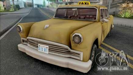 Cabbie Beater für GTA San Andreas