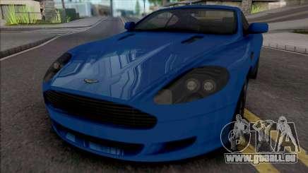 Aston Martin DB9 Coupe für GTA San Andreas