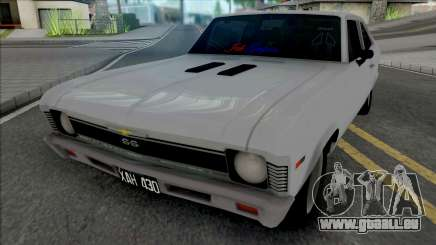 Chevrolet Chevy Argentina pour GTA San Andreas