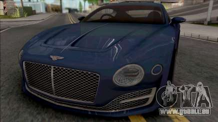 Bentley EXP 10 Speed 6 2015 für GTA San Andreas