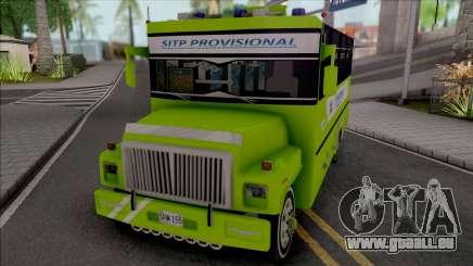 Chevrolet B70 SITP pour GTA San Andreas