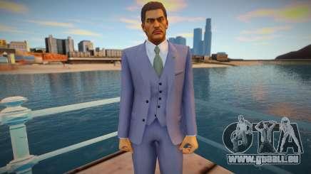 Shintaro Kazama - Yakuza Kiwami pour GTA San Andreas