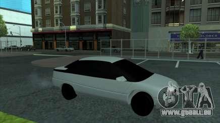 Moskvich Istra pour GTA San Andreas
