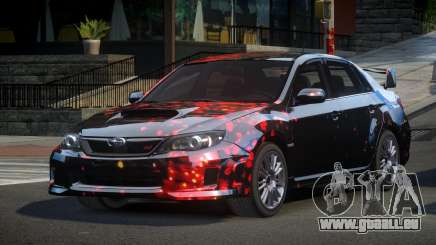 Subaru Impreza GST-R S1 pour GTA 4