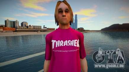 Fashionista wmyst peau pour GTA San Andreas