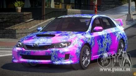 Subaru Impreza GST-R S3 pour GTA 4