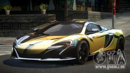 McLaren 650S BS S2 pour GTA 4