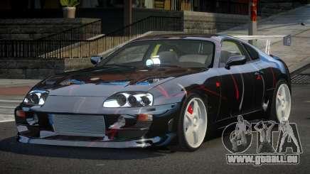 Toyota Supra M4 S4 für GTA 4