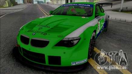 Alpina B6 GT3 (NFS Shift 2) pour GTA San Andreas