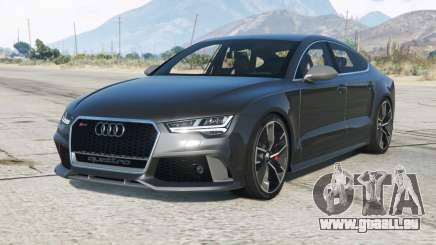 Audi RS 7 Sportback 2016 〡add-on v1.3 pour GTA 5
