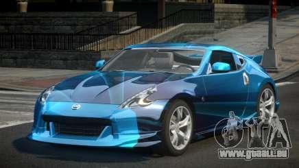 Nissan 370Z GST S4 pour GTA 4