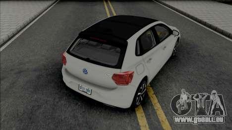 Volkswagen Polo Plus 2021 pour GTA San Andreas