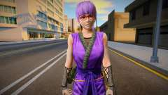 Dead Or Alive 5 - Ayane (Costume 2) 5 pour GTA San Andreas