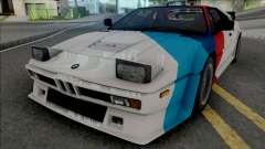 BMW M1 Procar 1980 für GTA San Andreas
