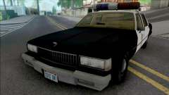 Chevrolet Caprice 1989 LAPD