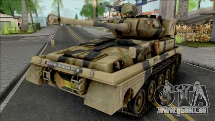 Puma Light Tank (FV101 Scorpion) für GTA San Andreas