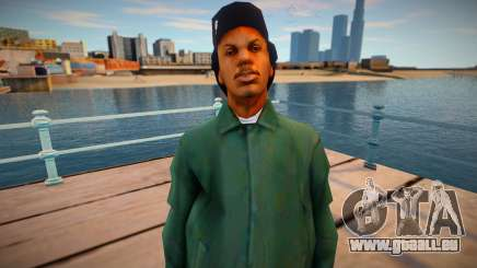 Ryder Wilson Without Glasses pour GTA San Andreas