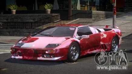 Lamborghini Diablo U-Style S9 für GTA 4