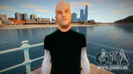 Swmyst Bald and New Clothes pour GTA San Andreas