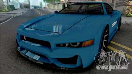 BlueRay FoXX Infernus pour GTA San Andreas