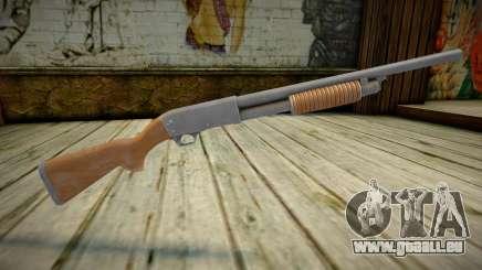 Quality Chromegun pour GTA San Andreas