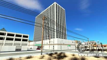Pilgrim Hotelzimmer für GTA San Andreas