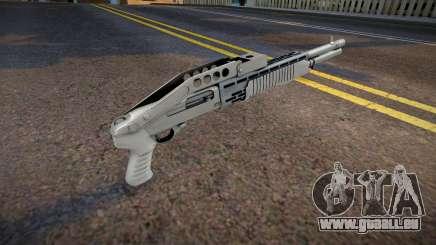 Remastered shotgspa pour GTA San Andreas