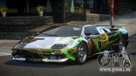 Lamborghini Diablo U-Style S2 für GTA 4