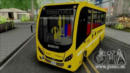 Busscar Optimuss für GTA San Andreas