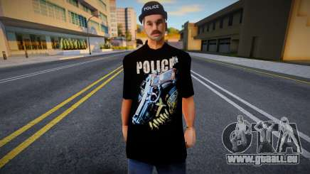 Fashion police officer pour GTA San Andreas