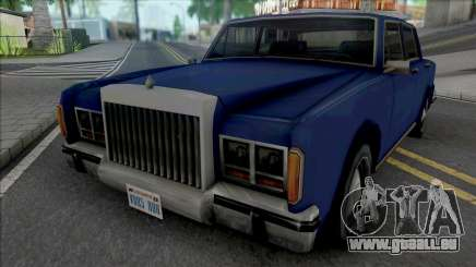 Stafford MK2 für GTA San Andreas