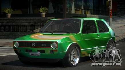 Volkswagen Golf GS-I PJ2 pour GTA 4