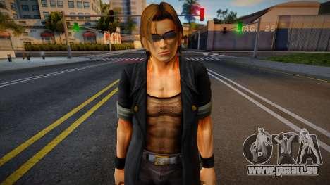 Dead Or Alive 5: Ultimate - Ein (Costume 1) 1 pour GTA San Andreas