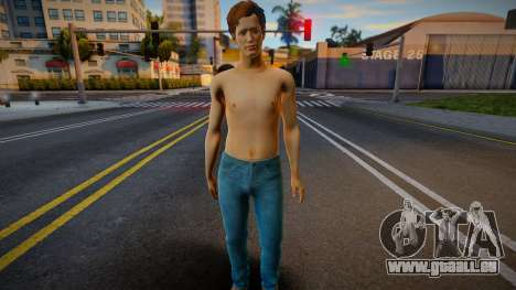 Friday the 13th Tommy 4 pour GTA San Andreas