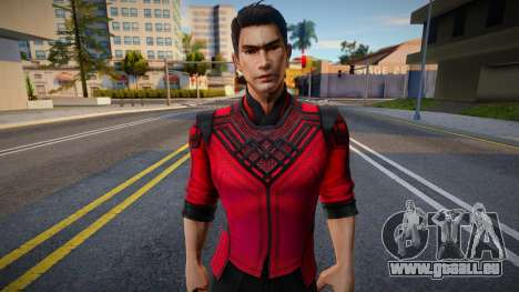 MCU Shang Chi Future Fight pour GTA San Andreas