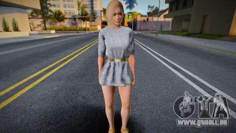 Helena v17 pour GTA San Andreas