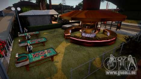 Grove Street new pour GTA San Andreas
