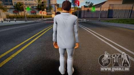 Dead Or Alive 5: Ultimate - Jann Lee 1 pour GTA San Andreas