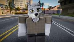Roblox Mafia Wolf pour GTA San Andreas