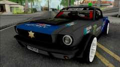 Ford Mustang Sheriff Barion