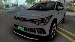 Volkswagen ID.6 X 2022 pour GTA San Andreas