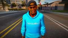 Dead Or Alive 5: Ultimate - Zack 4 pour GTA San Andreas