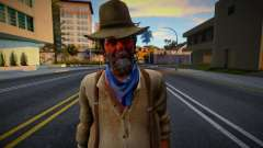 Uncle (from RDR2) für GTA San Andreas