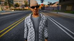 New Omonood Casual V1 Outfit LV 2 pour GTA San Andreas