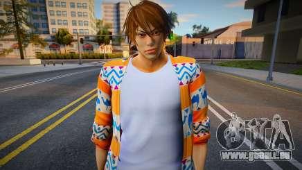 Shin Casual Tekken pour GTA San Andreas