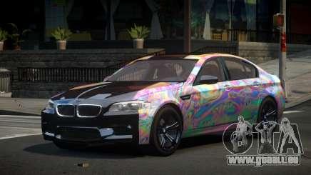 BMW M5 U-Style S8 pour GTA 4