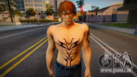 Shin Casual Tekken (Bad Boy 6) pour GTA San Andreas