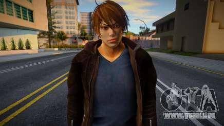 Shin Casual Tekken (FBI) pour GTA San Andreas