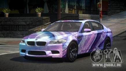 BMW M5 U-Style S5 pour GTA 4